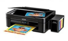 Epson L380 Driver & Software